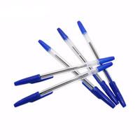 Bullet Kugelschreiber Kugelschreiber 0.7mm Blau Tinte Dedizierte Neuheit Geschenk Zakka Material Büro Schulbedarf