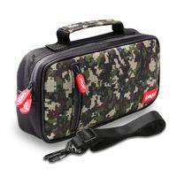 يحمل حقيبة تخزين للتبديل نينتندو، السفر القضية لنينتندو لايت التبديل واكسسوارات التبديل مع سعة كبيرة وكيس قابل للتعديل