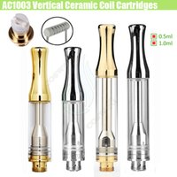 AC1003 Cartridges 0. 5ml 1. 0ml Full Gram Silver Gold Horizont...