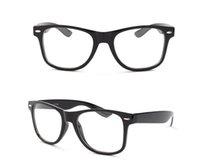 무료 DHL 유럽과 미국의 여성과 남성의 옷을 가장 저렴한 현대적인 해변 평면 유리 플라스틱 고전적인 스타일은 20 색 선글라스