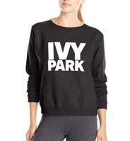 Mens Pullover Hoodies O- Neck Cotton Blend Beyonce IVY PARK L...