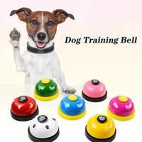 Кинологический Белл Незначительного Обучения Белл для собак Puppy звонков кинологического оборудования Смешного Вызывается Pet вызова Белл ужин