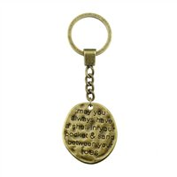 Women Jewelry Gift Key Chain New Fashion Metal Key Chains An...