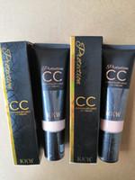 Maquiagem Hidratante Corretor BB Creme ilumina a pele, almofada de ar impermeável CC creme dura por um longo tempo
