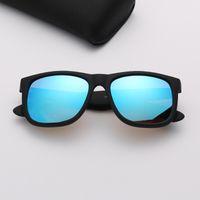 الأزياء الاستقطاب النظارات الشمسية نظارات شمسية جوستين رجالي عظة دي سوليل المرأة راي نظارات رجالي نظارات الشمس حالة جلدية