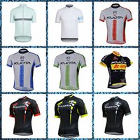 2019 New KUOTA RAPHA team Cycling Short Sleeves jersey High ...