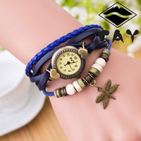 Women' s Bracelet Watches Reloj Mujer Antique Dragonfly ...