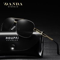 European and American trend aviator sunglasses, women's sunglasses, high-quality men's sunglasses, designer fashion trend metal frame to sen