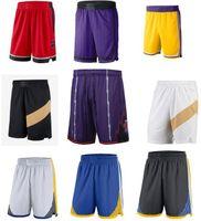 Homens Corrida Corrida Casual Basquete Respirável Fitness Sports Shorts Calças Nova Sweatpants Poliéster Sportswear Costura Calções de Treinamento