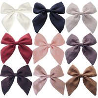 LNRRABC Fashion hot cotton fabric bow boutique hair bow hair...