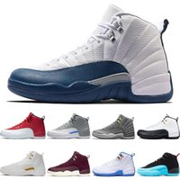 12 12s Basketball shoes for mens Winterized black WNTR Gym r...