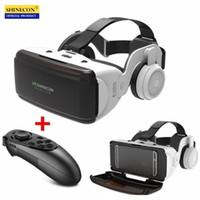 goggle Virtual Reality 3D VR lunettes originale BOBOVR Z4 / bobo vr Mini Z4 Google Cardboard VR 2.0 Pour 4,0-6,0 smartphone pouces