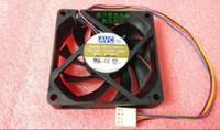 7015 DE07015B12U DC12V 0.70A 7cm vieradrige intelligente Temperaturregelung großes Luftvolumen Wärmeableitung Ventilator