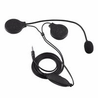 Motorcycle Helmet Headphone Stereo Headset Call 3. 5mm Jack- p...