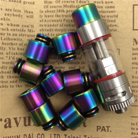 510 810 Thread Drip Tips Rainbow Color Stainless Steel SS Dr...