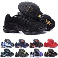 nike TN plus vapormax air max airmax New Style 2018 Verkäufe Top-Qualität HERREN TN LAUFENDE SCHUHE CHEAp BASKET REQUIN Atmungsaktiv MESH CHAUSSURES HoMMe Zapatillaes TN SHOes