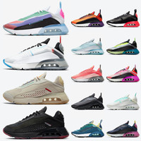 Nike air max 2090 air 2090 Hot Fashion Be True White Praia Grande Black Reflect Chaussures de course pour hommes femmes Duck Camo Pink Blue Tennis Trainers Sneakers