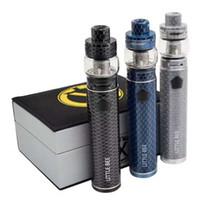 5ml vape kartuşları tankı instock ile 1 set perakende kaliteli e-sigara kitleri orijinal XOVAPOR Küçük arı vape kalem sigara électronique