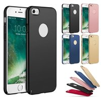 Matte Hard PC Case Back Cover For iPhone XS Max X XR 6 6S 7 ...