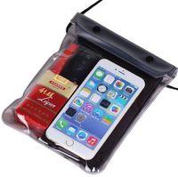 Wasserdichte Tasche Fall Telefon Große Beutelhalter Schwimmen Wasserdichte Packsack Schwimmen Tauchen Fall Abdeckung Für Handy