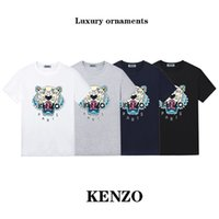 2019 FW New Arrival Kenz0 Mens Womens Short Sleeve T- shirt A...