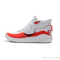 d24cc1e68a4 New Arrival. Mens kd 12 basketball shoes for sale sapure white red xx 90s  kid high tops kd12 new arrivals kevin durant ...
