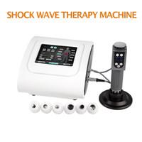 Cuerpo de adelgazamiento celulitis reducir máquina de la terapia de ondas acústicas de salón de belleza / EDSWT por ondas de choque Equipo de Terapia para el tratamiento de la disfunción eréctil