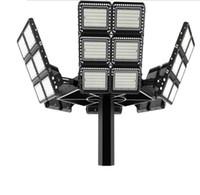 경기장 도크 1000W 800W 600W 투광 조명 LED 홍수 빛 야외 스포츠 경기장 램프 5 년 보증 크리 어 칩 Meanwell 드라이버 방수