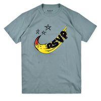남성 T 셔츠 3 색 여름 디자이너 티 통기성 코튼 Tshirt Streetwear RSVP