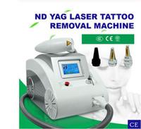 Máquinas de eliminación de tatuajes 2000MJ Pantalla táctil q Cambio de codogazo ND YAG Laser Scar Scne Removel 1320nm 1064nm 532nm Belleza