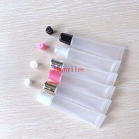 10ml 15ml 20ml Empty Lipstick Tube, Lip Balm Soft Hose, Makeup...