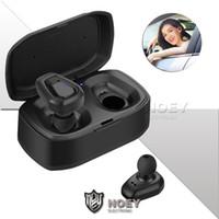Bluetooth 5.0 A7 TWS Earbuds Noise-Cancelling HD Anruf-Kopfhörer für iPhone 11 XS Max XR X Samsung Anmerkung 10 Kopfhörer Noey