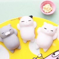 1PC Soft Squeeze Lazy Cat Stress Relief Nontoxic Child Heali...