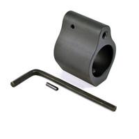 Tattico di alta qualità 1 pollice intera Profilo Ar15 bassa Micro .750 Alluminio Gas blocco per M4.