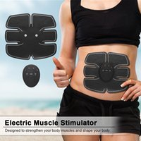 Electric Abdominal Muscle Stimulator Exerciser Trainer Smart...