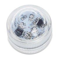 10шт Пульт дистанционного управления Водонепроницаемый RGB LED свет чая