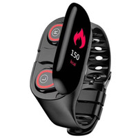 M1 Newest AI Smart Watch With Bluetooth Earphone Heart Rate ...