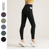 Women Fitness Leggings Yoga Pants Solid Color Workout Sports...