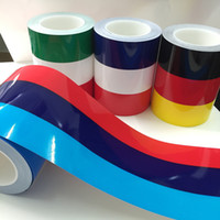 Car Sticker 25m PC BMWColored Germany Italy French Russia Na...
