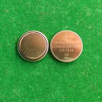 100 % 신선한 슈퍼 품질 CR1616 3V 시계 PCB 게임 플레이어 시계를위한 3V 리튬 코인 셀 배터리 버튼 셀