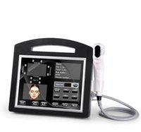 حار بيع أفضل نوعية 4D HIFU 12 خط مع 8 خراطيش كثافة عالية الموجات فوق الصوتية HIFU آلة الدهون إزالة إزالة الجلد رفع التجاعيد