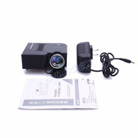 UC28B Projector Mini 1080p Portable Theater Video Projector ...