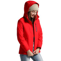 2019 Fashion Summer Woman   Man Electronic Heating Jacket US...
