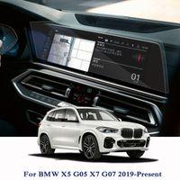Auto Navigation GPS Bildschirm TPU Display Dashboard Film Lackschutzfolie Für BMW X5 G05 X7 G07 Low / High Mach 2019