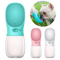 Pet Dog Water Bottle ABS Pet Cat Drinking Feeder Water Cup I...