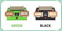 TBK 978 فراغ آلة الزجاج LCD فاصل مع محطة التسخين 3 في 1 شاشات الكريستال السائل مدي الوسطى آلة إطار فاصل