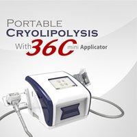 홈 사용은 몸 모양 쿨의 한 Cryolipolysis 지방 celulite 감소 냉동 기계에 대한 잃게 weihgt 슬리밍 쿨