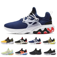 2020 Cheap React Presto Women Mens Trainers Running Shoes Tr...