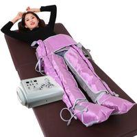 Vendita calda pressoterapia peso corporeo drenaggio linfatico perdita di pressione pressoterapia Aria terapia di massaggio del piede della macchina Prezzo