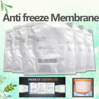 Anticongelante de alta calidad membrana anticongelante película anti congelación de membrana para Cool Sculpting anti congelación tamaño del cojín 28 * 28cm * 42cm 34